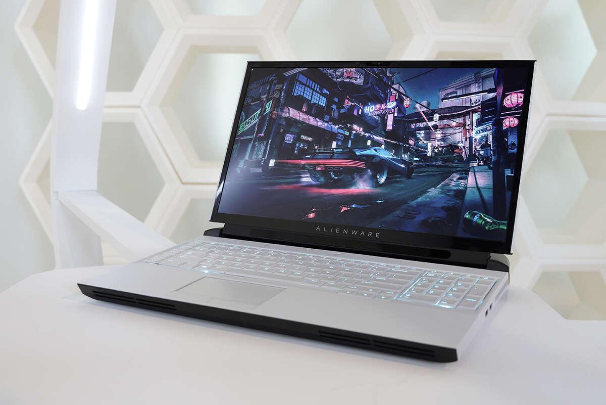 Laptop Alienware Area-51m oferuje to, co najlepsze w stacjonarnych PC