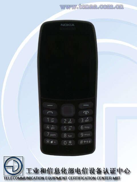 Nokia TA-1139 certyfikowana w Chinach