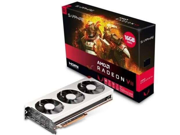 Na co stać kartę AMD Radeon VII?
