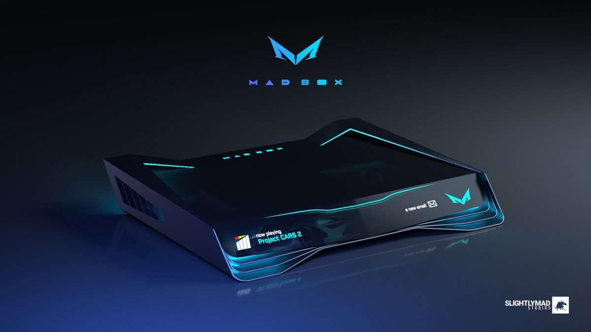 Twórcy konsoli Mad Box oferują 10 tysięcy oraz darmowe gry do końca życia