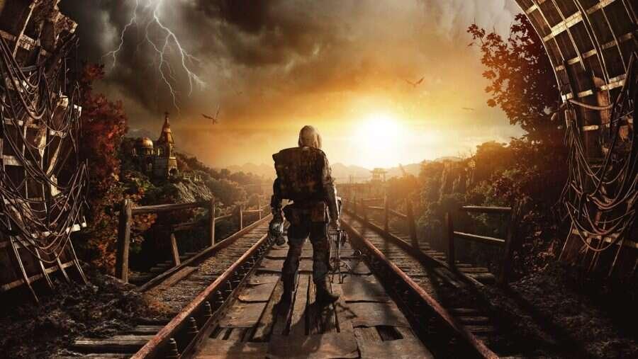 Społeczność Steam wystawia negatywne oceny grom z serii Metro