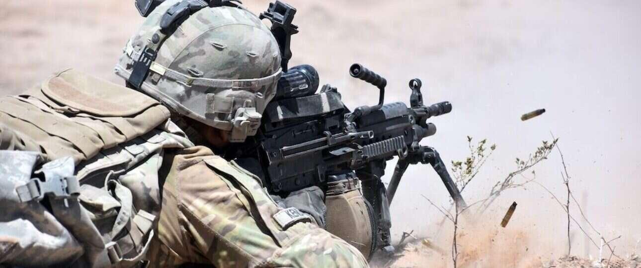 Komputerowy system zwiększy celność następnej broni piechoty USA