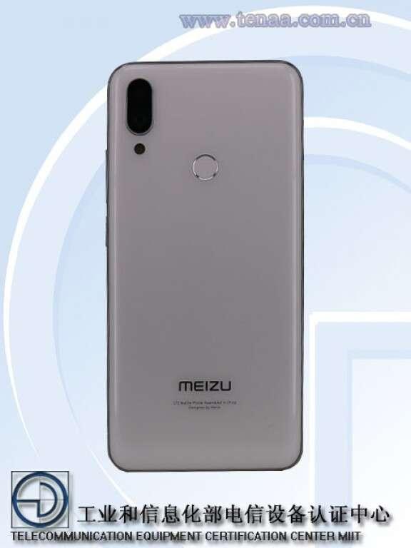 Meizu Note 9, fotki Meizu Note 9, wygląd Meizu Note 9, tenaa Meizu Note 9