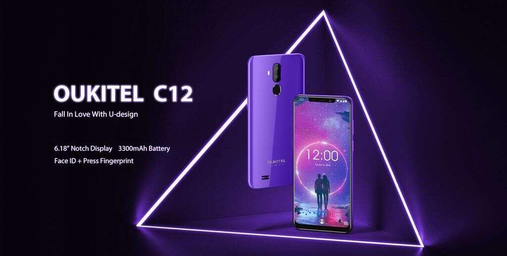 Niedługo zaprezentowany zostanie budżetowy smartfon Oukitel C12