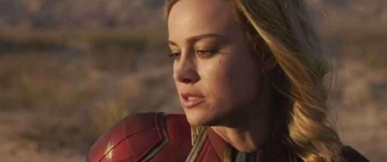 Zakończenie Kapitan Marvel zostało zmienione