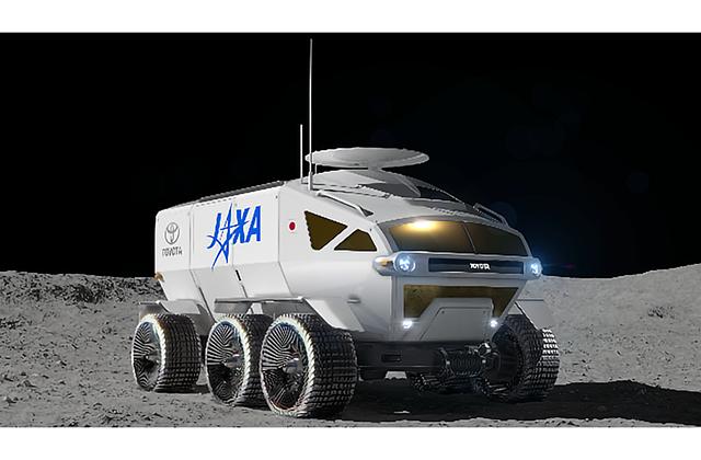 SUV na Księżyc! Tego pragnie JAXA i Toyota w ramach najnowszej współpracy