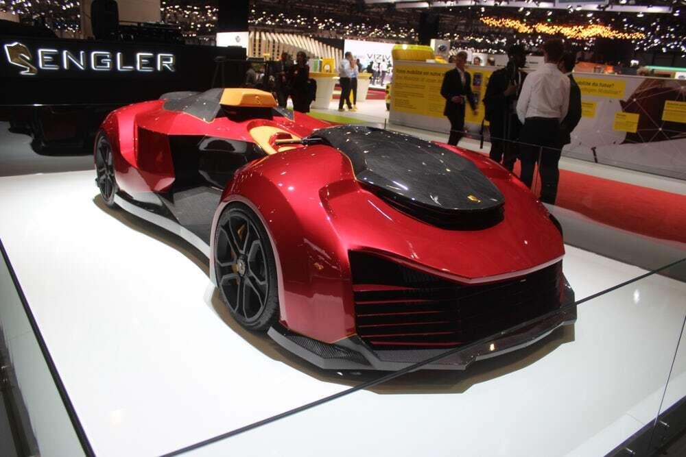 Quad z silnikiem V10 o mocy 850 KM zasługuje na nazwę Superquad