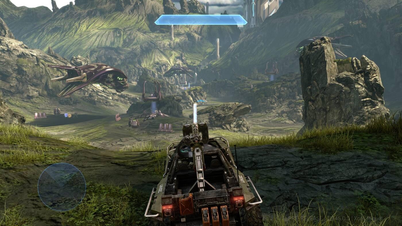 Halo Master Chief Collection na PC to tytuł, który wykorzysta pełnię mocy komputerów