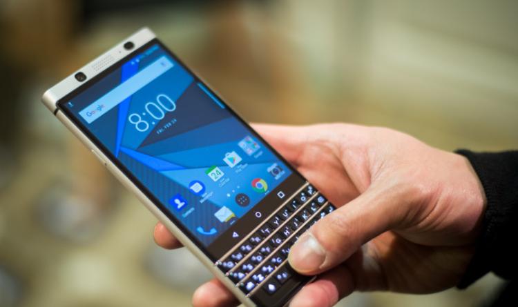 koniec BlackBerry