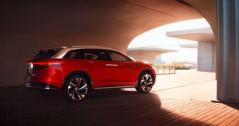 Pierwsze spojrzenie na Volkswagena ID.6