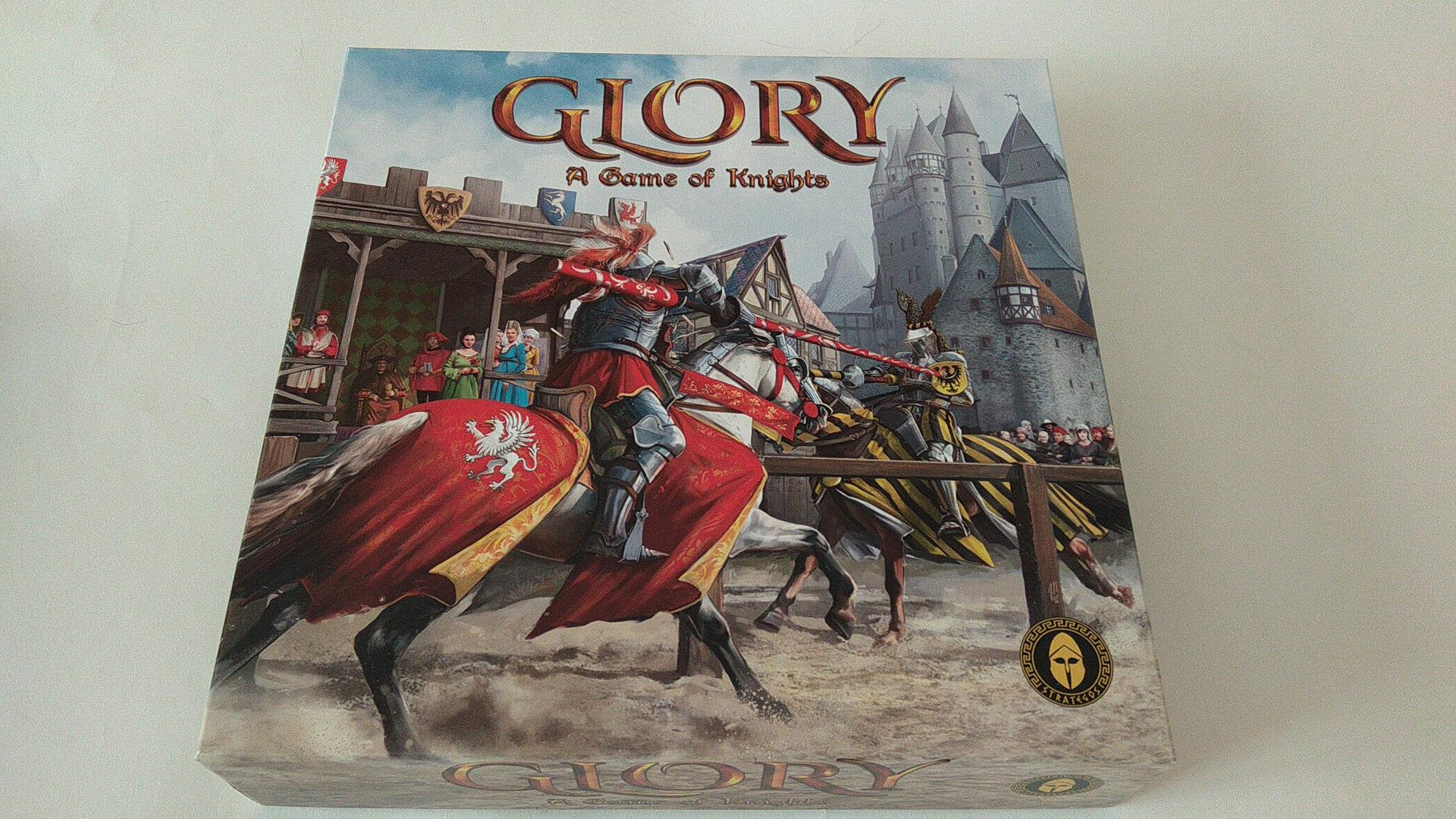 Glory: A Game of Knights pudło