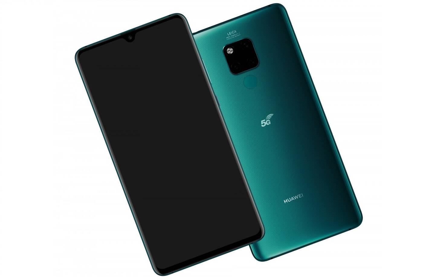 Huawei Mate 20X 5G pojawił się na pierwszym filmie