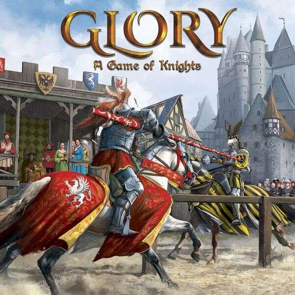 Glory: A Game of Knights tło