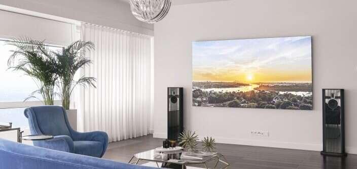 Samsung oraz Steinway Lyngdorf prezentują Demo Room Home Cinema