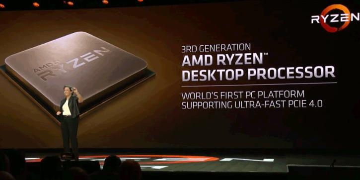 Procesory Ryzen 3000 z wyjątkowo dobrym uzyskiem
