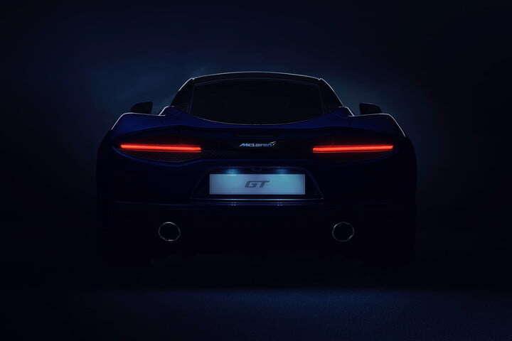 Następny supersamochód McLarena zachwyci oferowanym komfortem i wydajnością