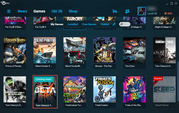 Abonament Ubisoftu na gry to prawdopodobnie Ubisoft Pass Premium