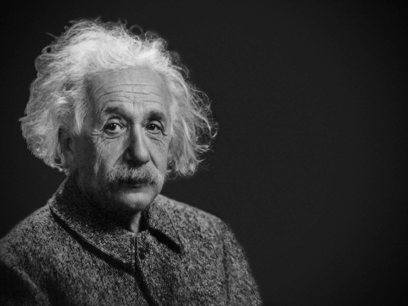 Einstein, nagranie Einstein, Einstein bomba atomowa, Einstein muzyka, nagranie albert Einstein, albert Einstein