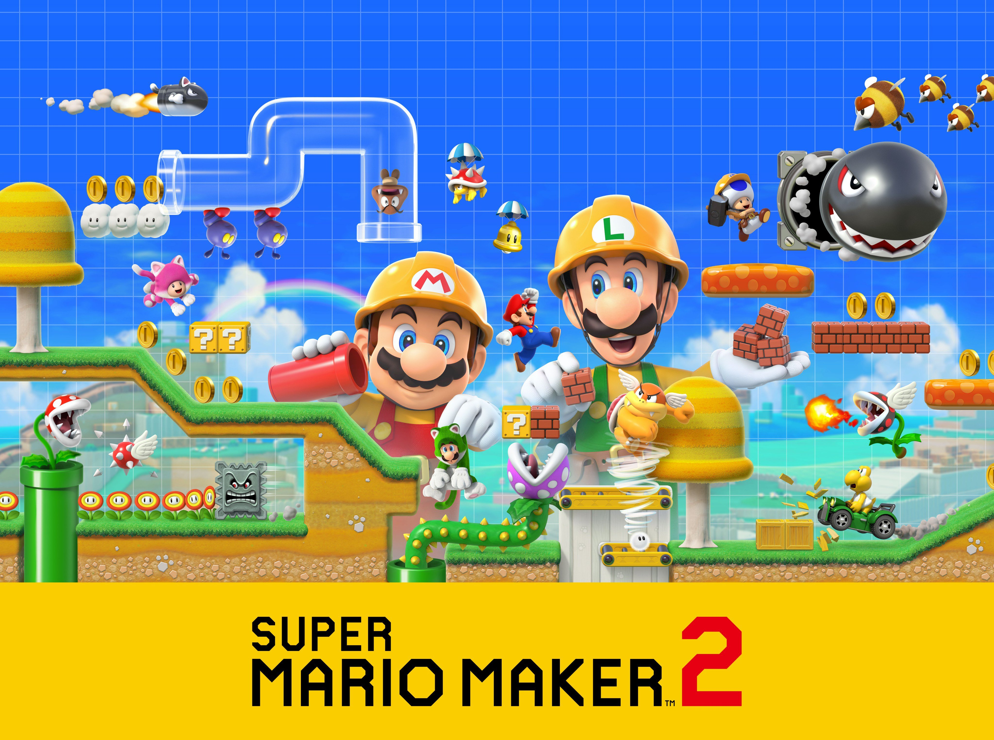 Amiibo w Super Mario Maker 2 mogą nie działać