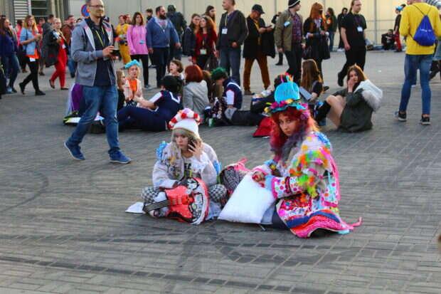 relacja z festiwalu Pyrkon 2019