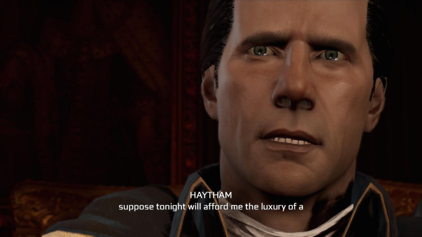 Grafika Assassin's Creed 3 Remastered poprawiona – koniec z przerażającymi zębami