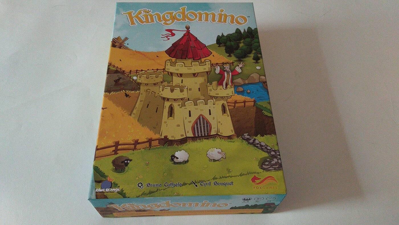 Kingdomino pudło