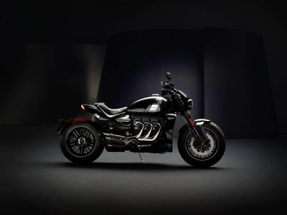 Nadchodzi największy produkcyjny motocykl Rocket 3 TFC od Triumph
