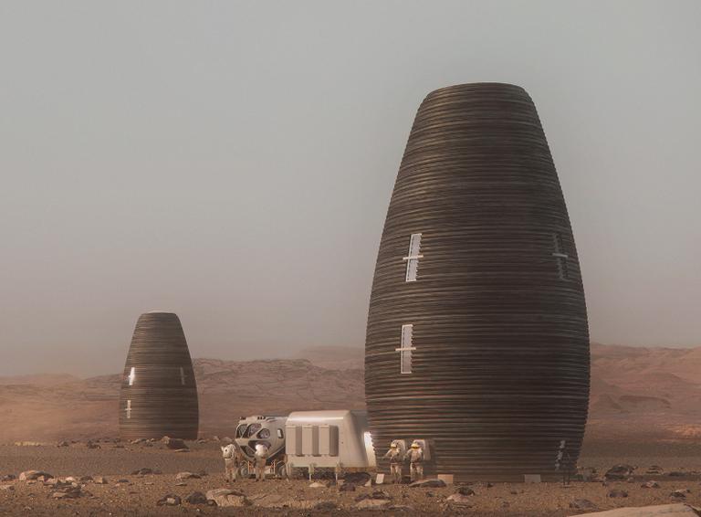 NASA wyłoniło zwycięzce w konkursie z myślą o osiedlaniu Marsa