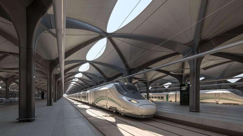 Ukończono nowoczesną sieć kolejową Haramain w Arabii Saudyjskiej