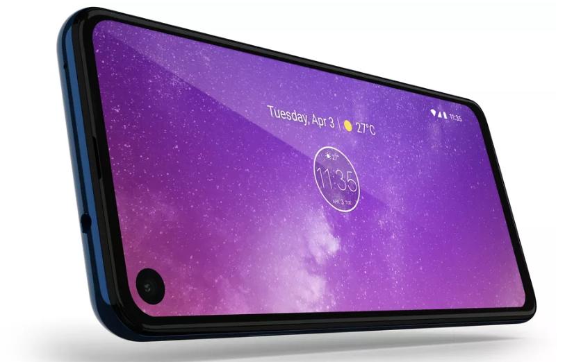 Motorola One Action w nowym kolorze