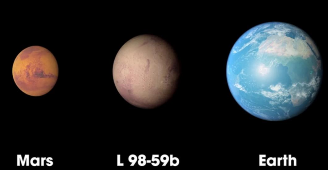 Naukowcy zaobserwowali najmniejszą egzoplanetę