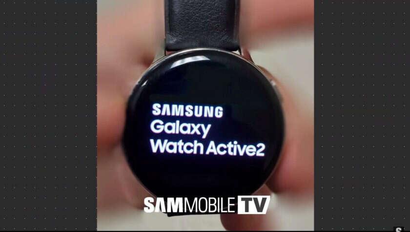Galaxy Watch Active 2, zdjęcie Galaxy Watch Active 2, wygląd Galaxy Watch Active 2, specyfikacja Galaxy Watch Active 2, bateria Galaxy Watch Active 2, design Galaxy Watch Active 2, parametry Galaxy Watch Active 2