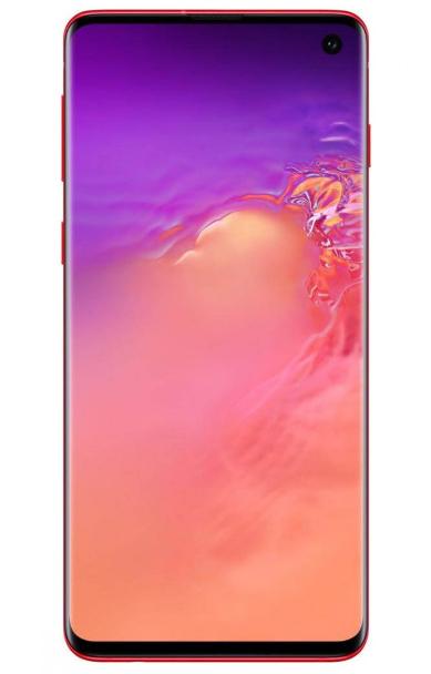 Galaxy S10, kolor Galaxy S10, wygląd Galaxy S10, design Galaxy S10, cardinal red Galaxy S10, Galaxy S10 cardinal red, czerwony Galaxy S10