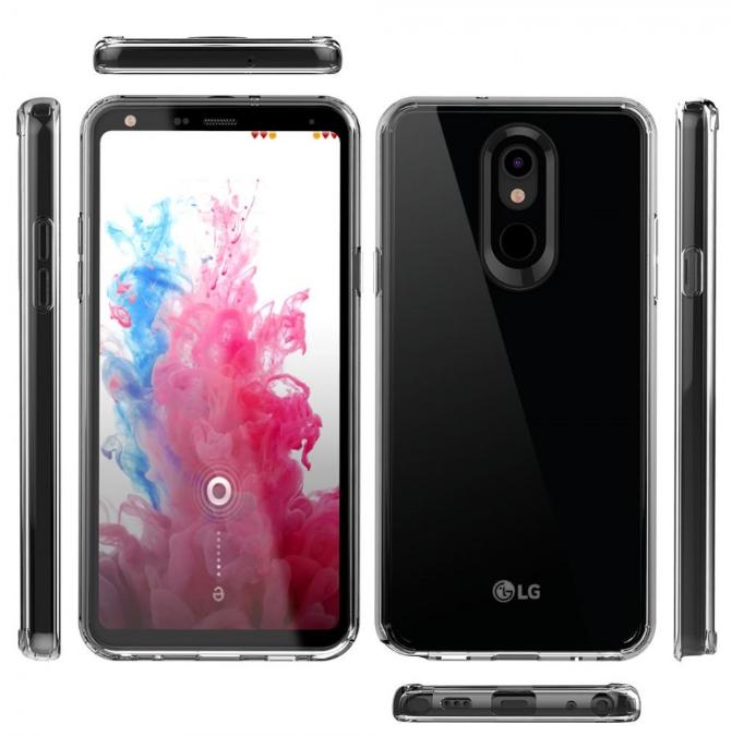 LG Stylo 5, wygląd LG Stylo 5, design LG Stylo 5, render LG Stylo 5, zdjęcie LG Stylo 5, fotka LG Stylo 5