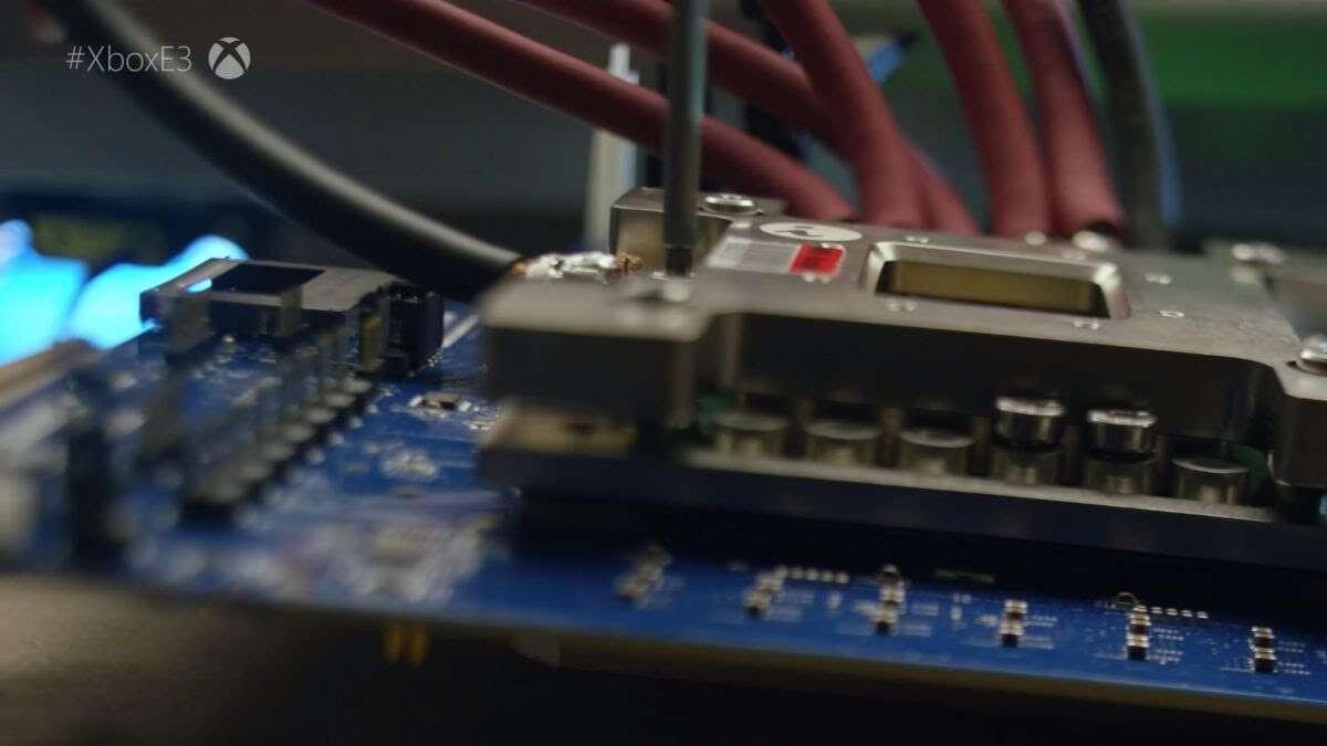 Xbox nowej generacji może dostać układ AMD Flute