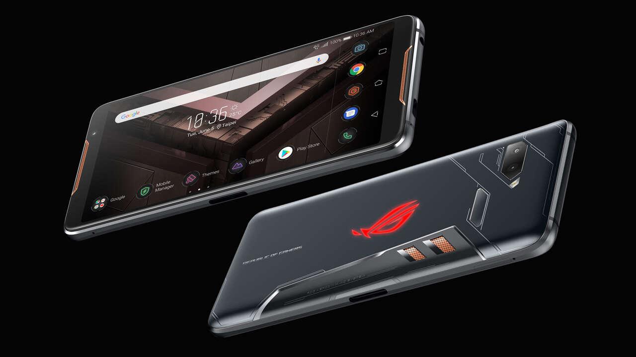 Asus ROG Phone 5 w wersji z 16 GB RAM w bazie Geekbench