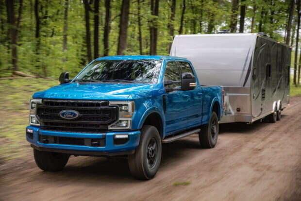 Ford Super Duty Termor na 2020 rok