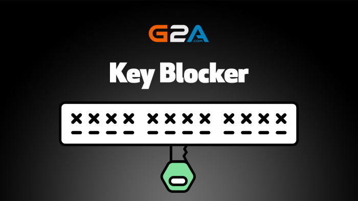 G2A oferuje narzędzie blokowania kluczy