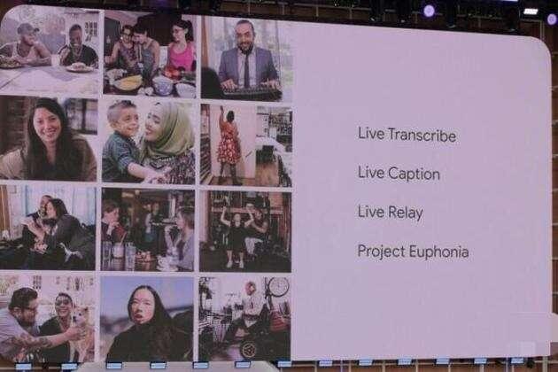 Google, Live Transcribe, google Live Transcribe, niepełnosprawni, głuchiniemi, głuchoniemi Live Transcribe, język Live Transcribe
