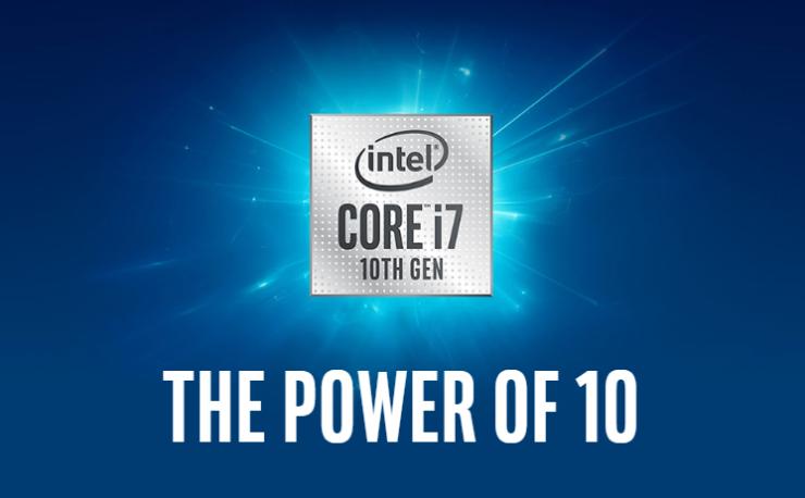 10. generacja Intel Core odpowiedzią na Ryzen 3000 w strasznym stylu