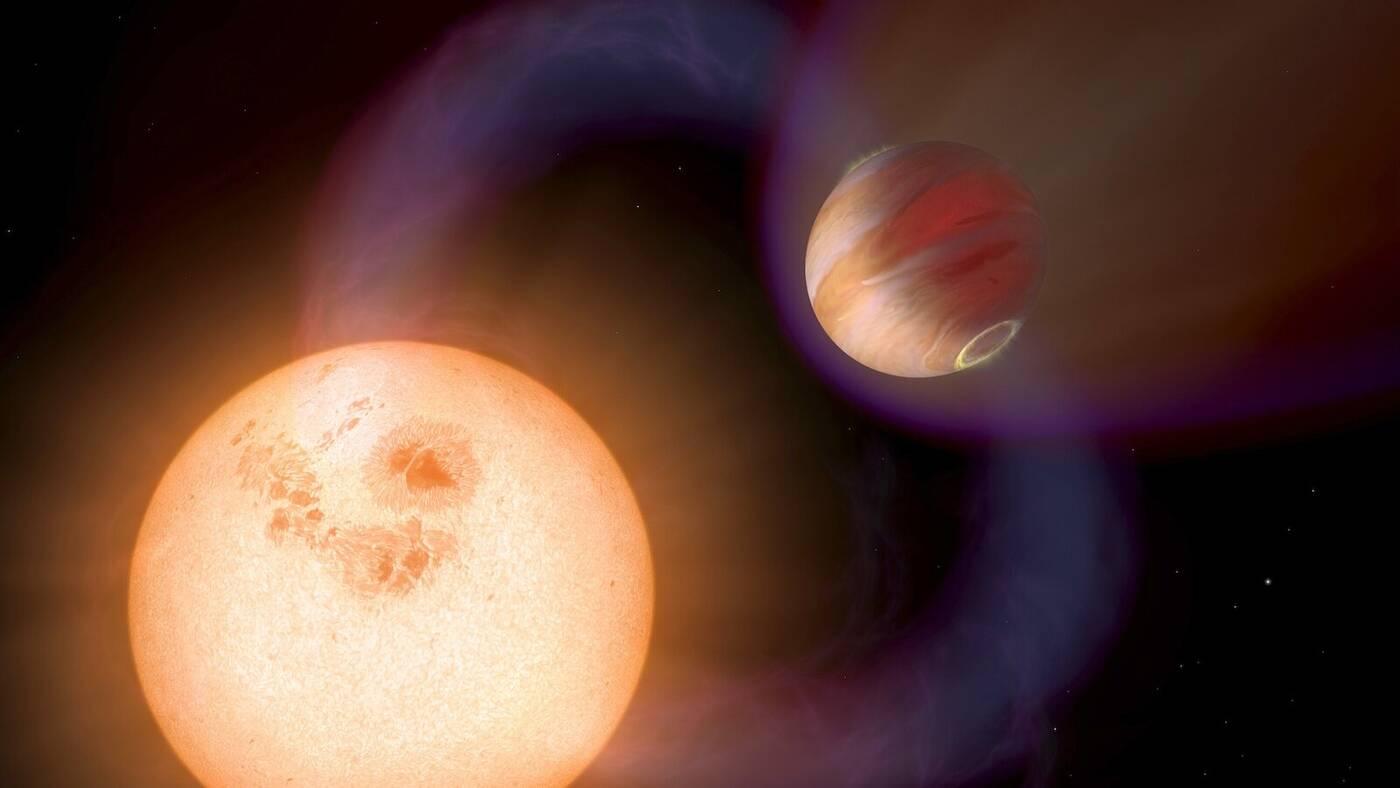Gorące Jowisze mają znacznie silniejsze pola magnetyczne niż sądzono