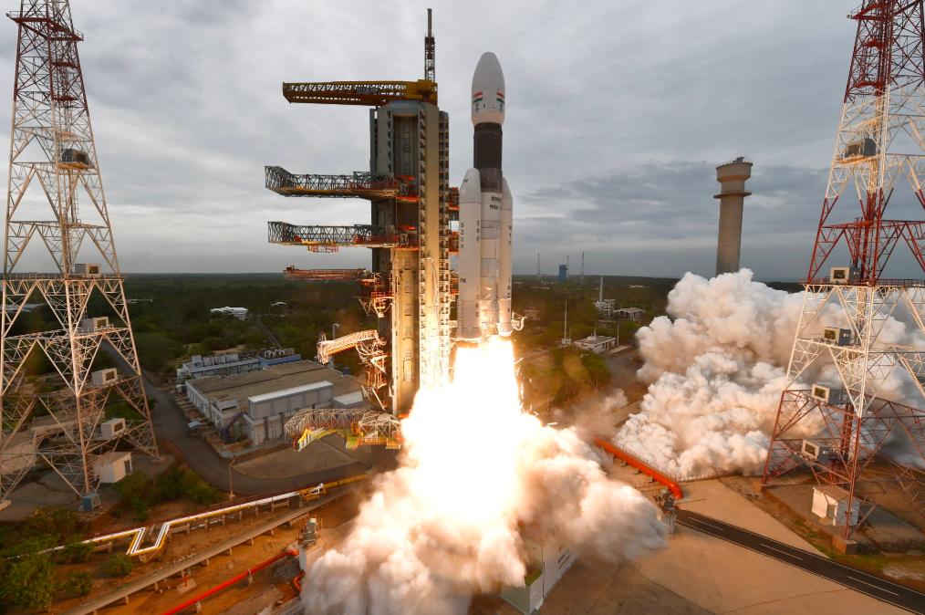 Indyjska misja Chandrayaan-2 na Księżyc właśnie się rozpoczęła