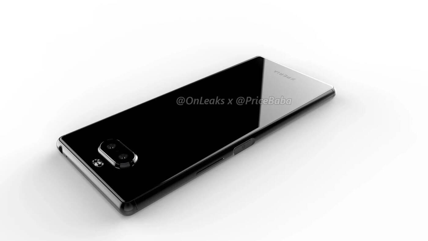 Wyciekła specyfikacja Sony Xperia 20