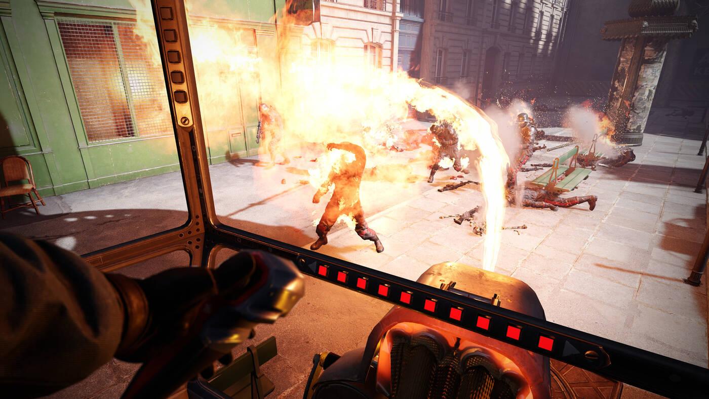 Wymagania sprzętowe Wolfenstein: Cyberpilot – czy gra VR zadziała na Waszych PC?