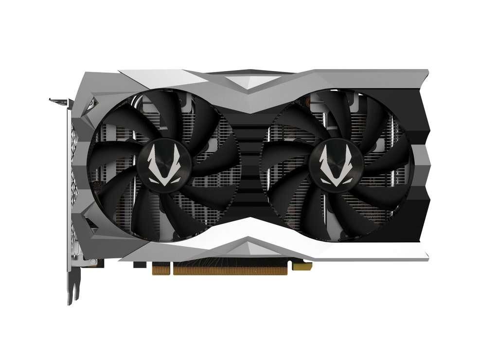 Test ZOTAC GeForce RTX 2060 SUPER Mini