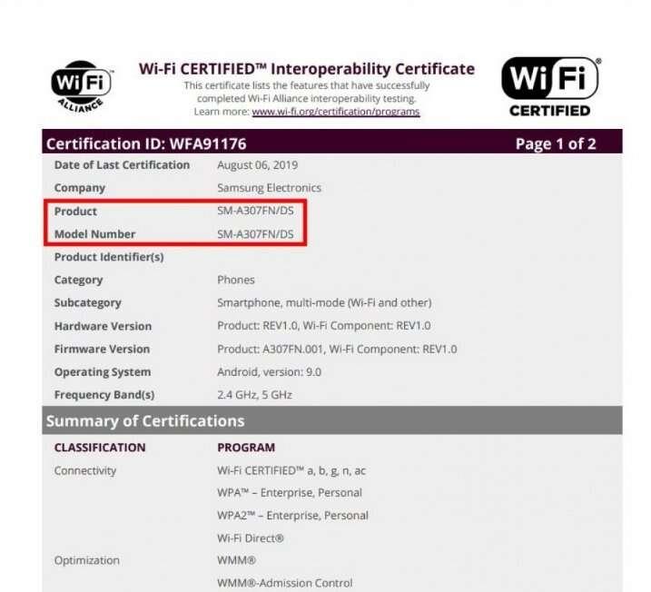 Galaxy A30s, samsung Galaxy A30s, wi-fi Galaxy A30s, specyfikacja Galaxy A30s, Galaxy A50s, samsung Galaxy A50s, wi-fi Galaxy A50s, specyfikacja Galaxy A50s,
