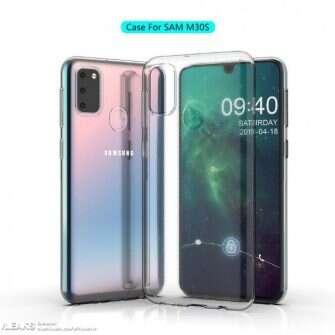 Galaxy M30S, bateria Galaxy M30S, akumulator Galaxy M30S, rendery Galaxy M30S, wygląd Galaxy M30S, aparaty Galaxy M30S