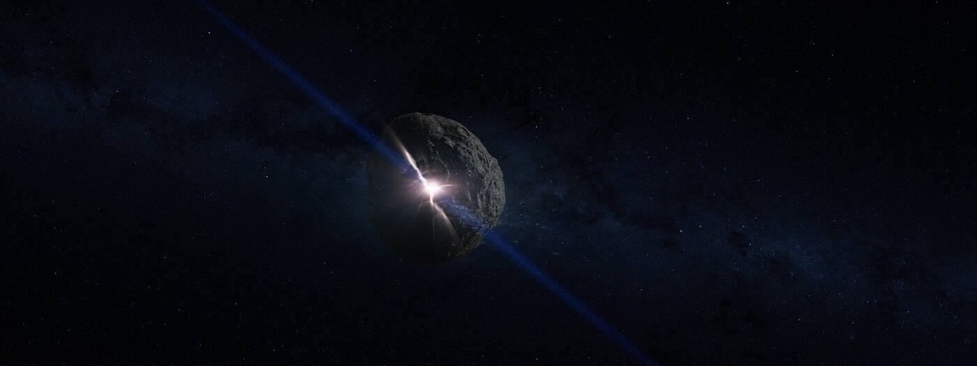 Planetoida Bennu to historia naszych początków