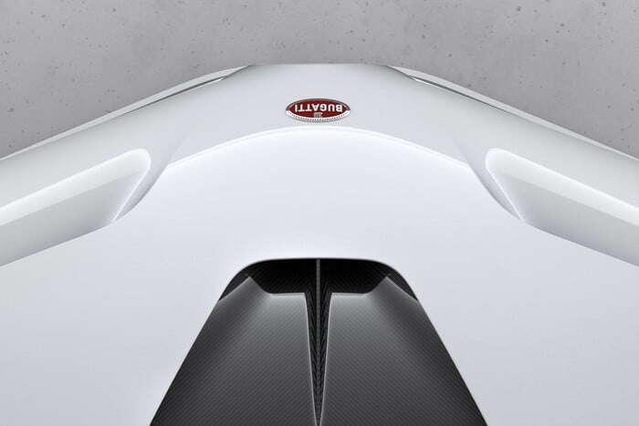 Jedno z niewielu Bugatti Centodieci trafi do gwiazdy piłki nożnej