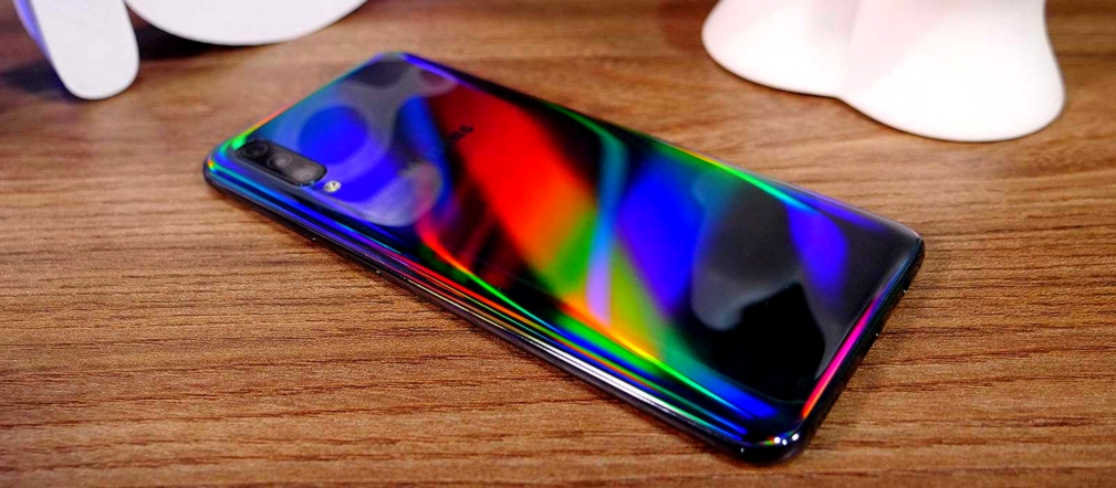 Nowa aktualizacja do Galaxy A50